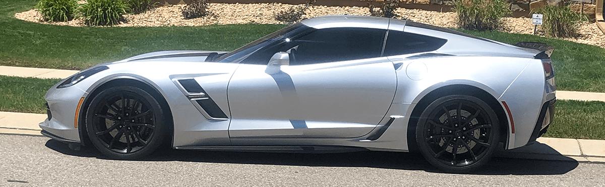 Brent W corvette