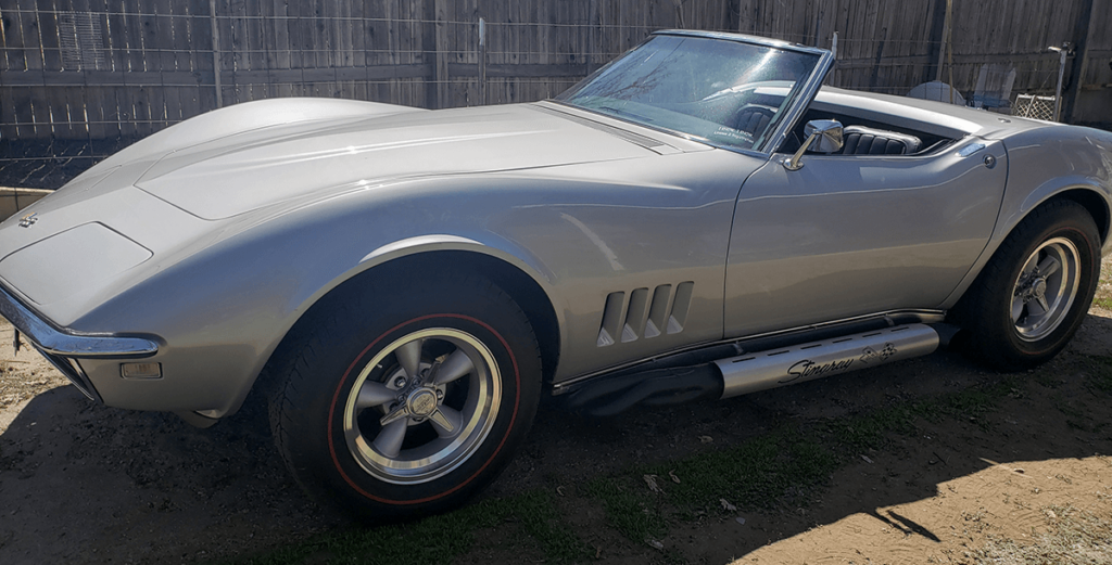 Edward G. 1984 Stingray coupe