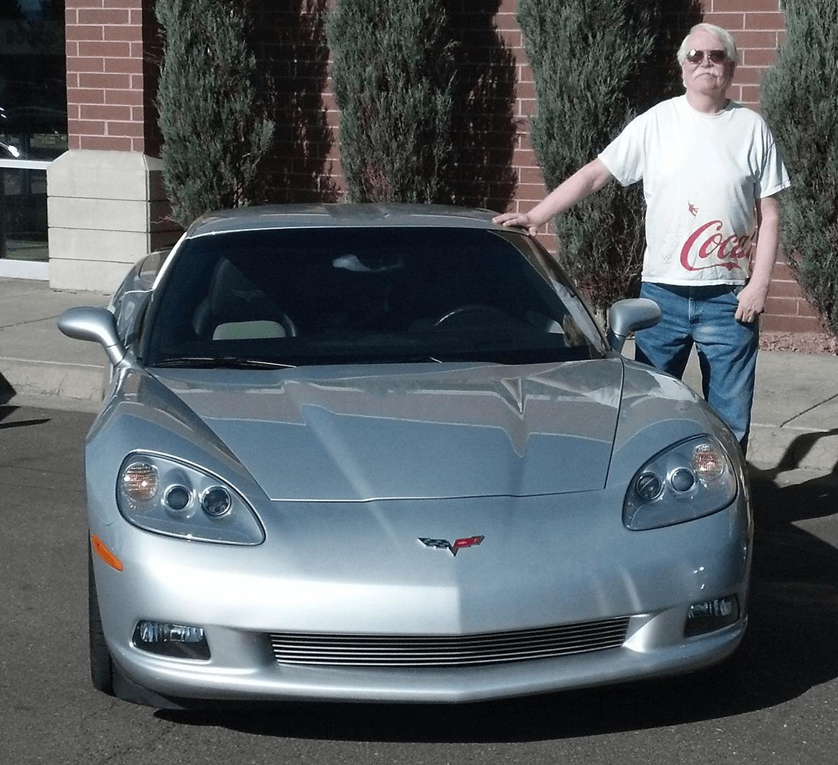 Dave R 2009 Corvette